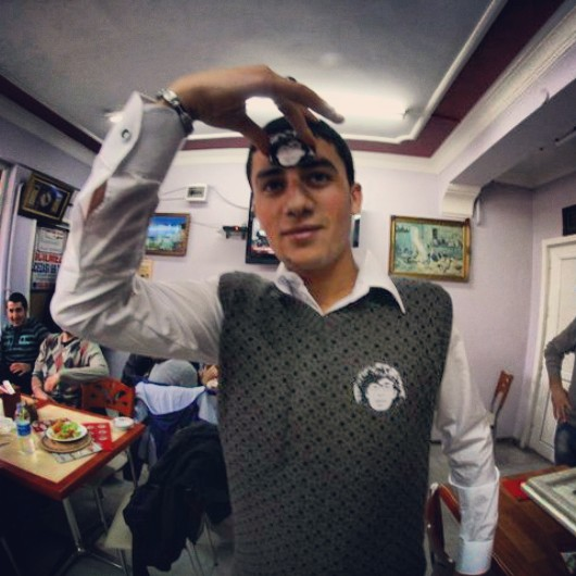 Peipegata sticker slap stickerart  bombardeando Istambul-Turquia