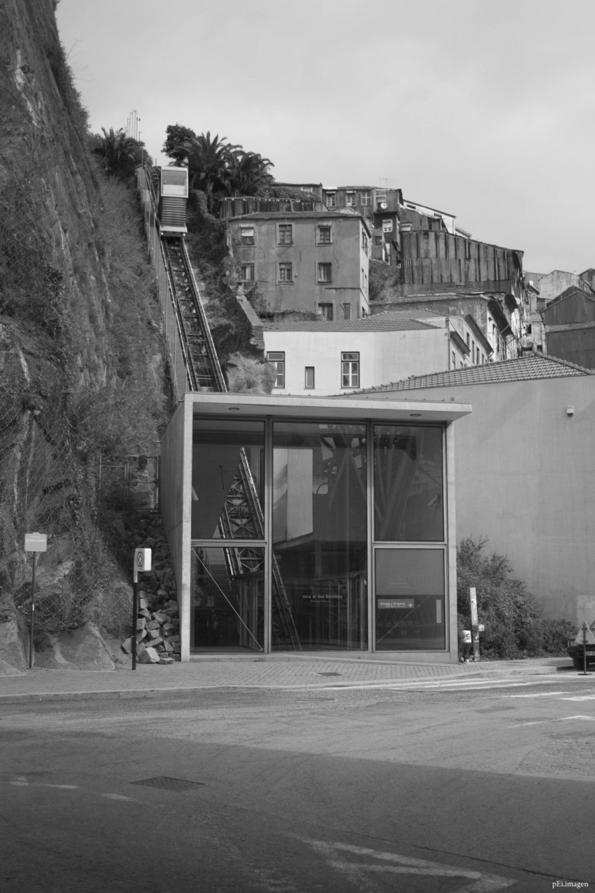 peipegata Arquitectura Architecture proyectos fotografia peipegatafotografia # 001 Adalberto Dias _ Funicular dos Guindais