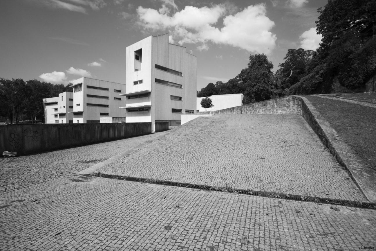 peipegata Arquitectura Architecture proyectos fotografia peipegatafotografia # 017 Alvaro Siza Vieira _ FAUP