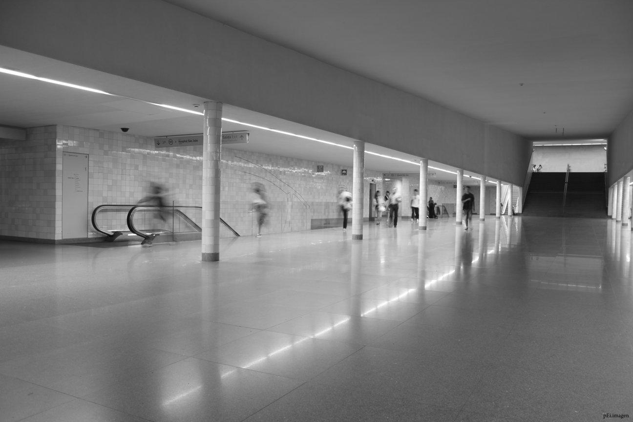 peipegata Arquitectura Architecture proyectos fotografia peipegatafotografia # 021 Alvaro Siza Vieira _ Metro São Bento