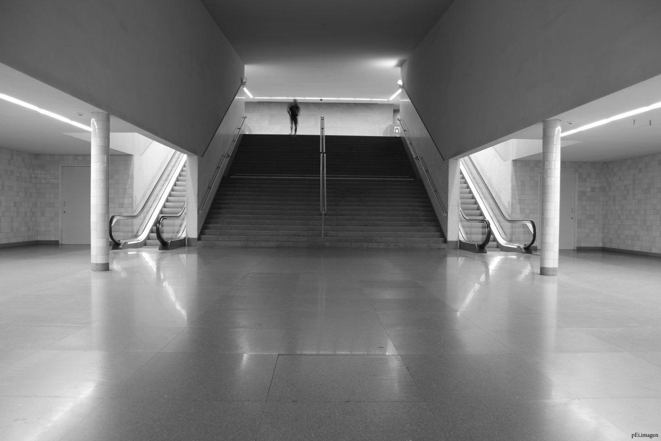 peipegata Arquitectura Architecture proyectos fotografia peipegatafotografia # 022 Alvaro Siza Vieira _ Metro São Bento