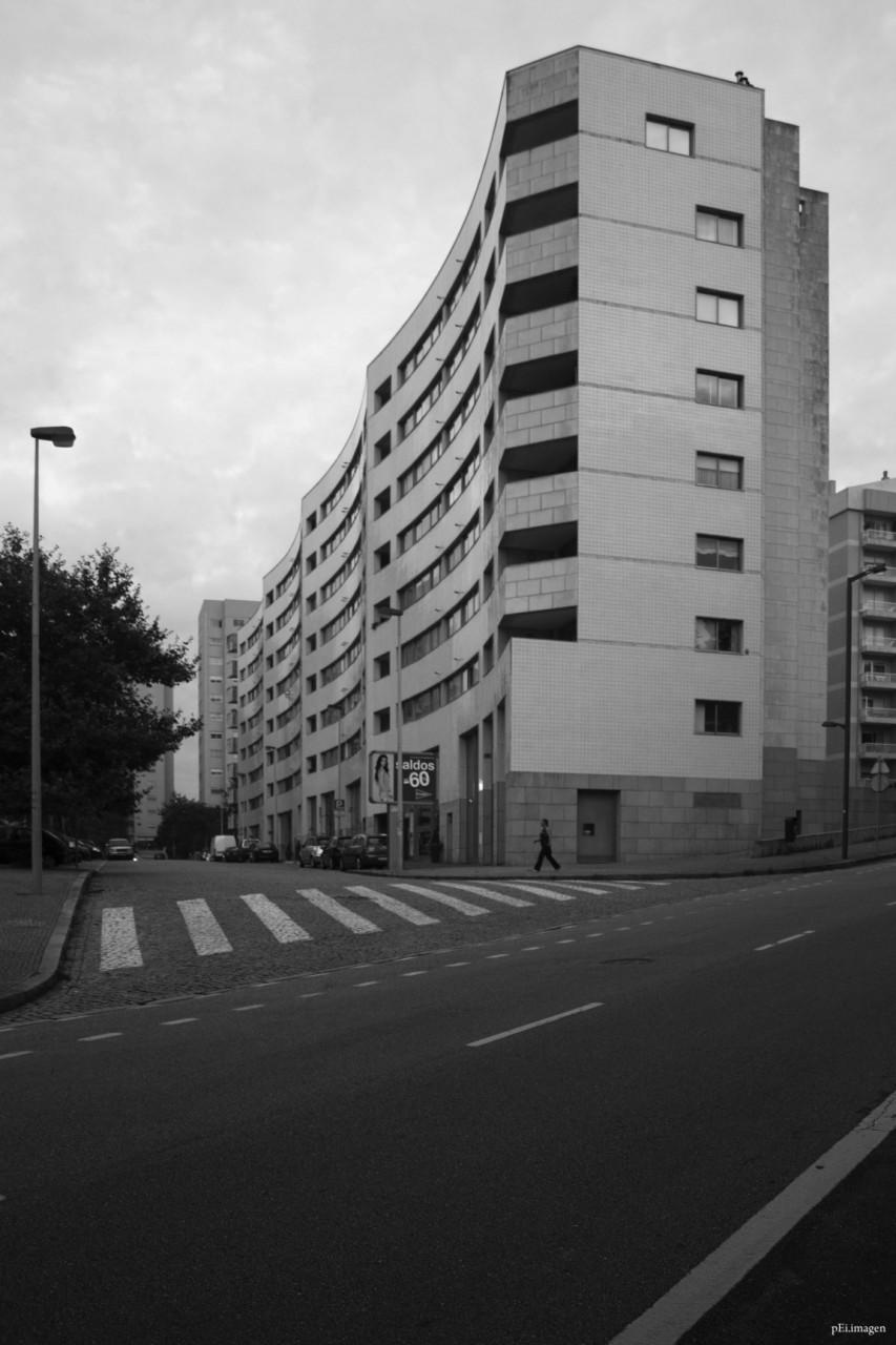 peipegata Arquitectura Architecture proyectos fotografia peipegatafotografia # 034 Alvaro Siza Vieira e Antonio Madureira _ Edificio de Habitação da Boavista