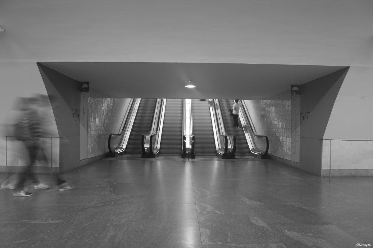 peipegata Arquitectura Architecture proyectos fotografia peipegatafotografia # 052 Eduardo Souto de Moura _ Metro Bolhão