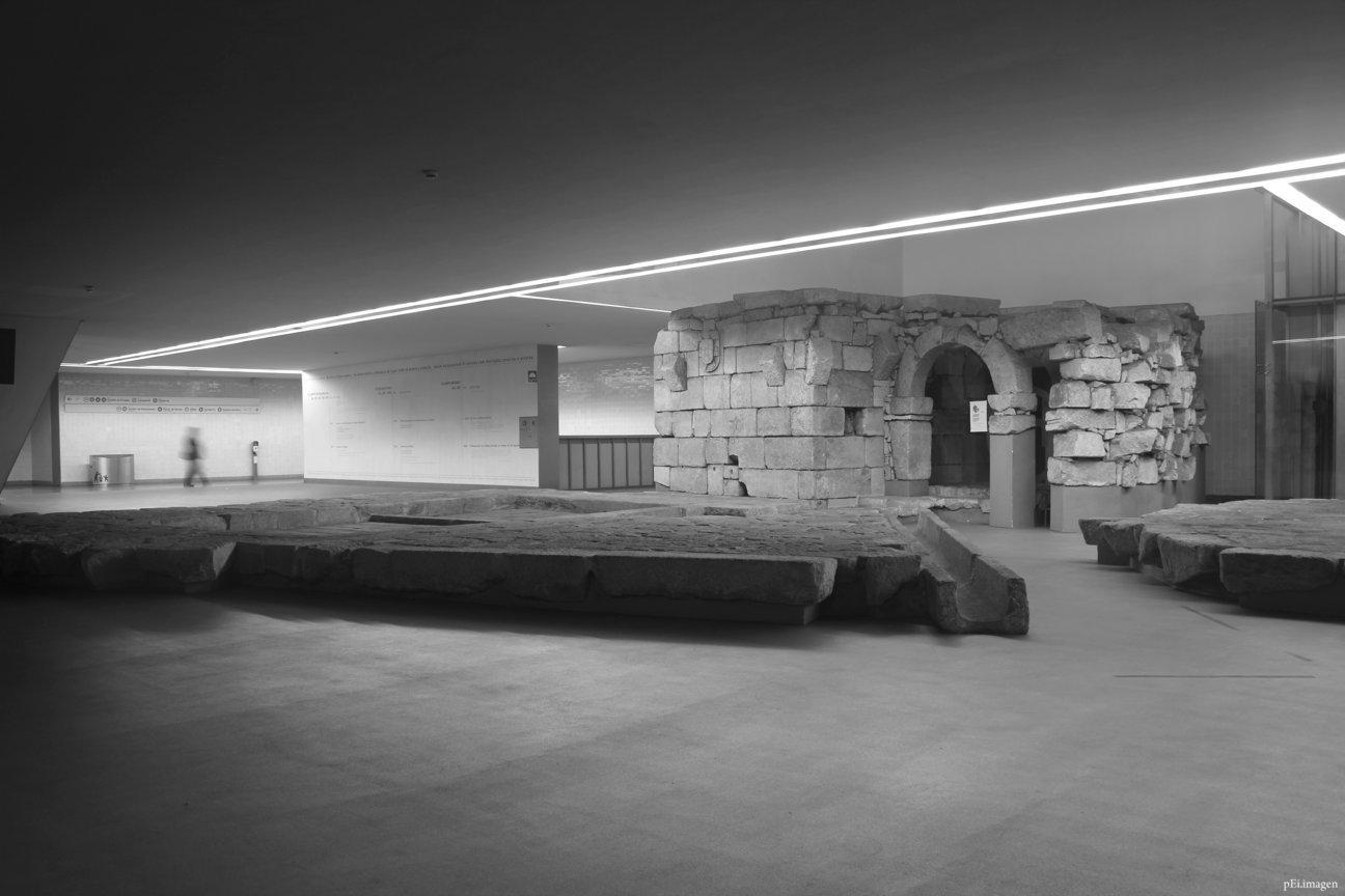 peipegata Arquitectura Architecture proyectos fotografia peipegatafotografia # 054 Eduardo Souto de Moura _ Metro Campo 24 de Agosto