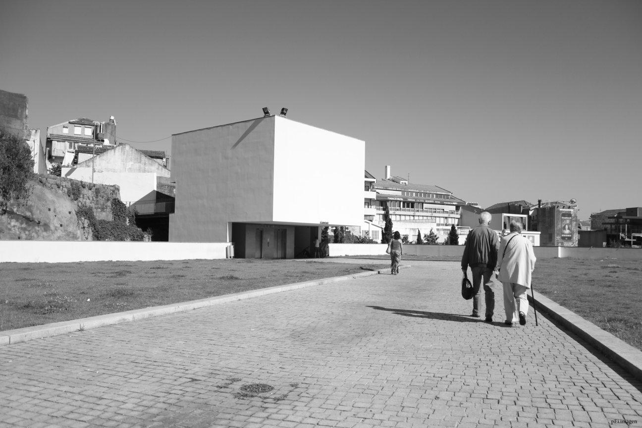 peipegata Arquitectura Architecture proyectos fotografia peipegatafotografia # 057 Eduardo Souto de Moura _ Metro Trindade