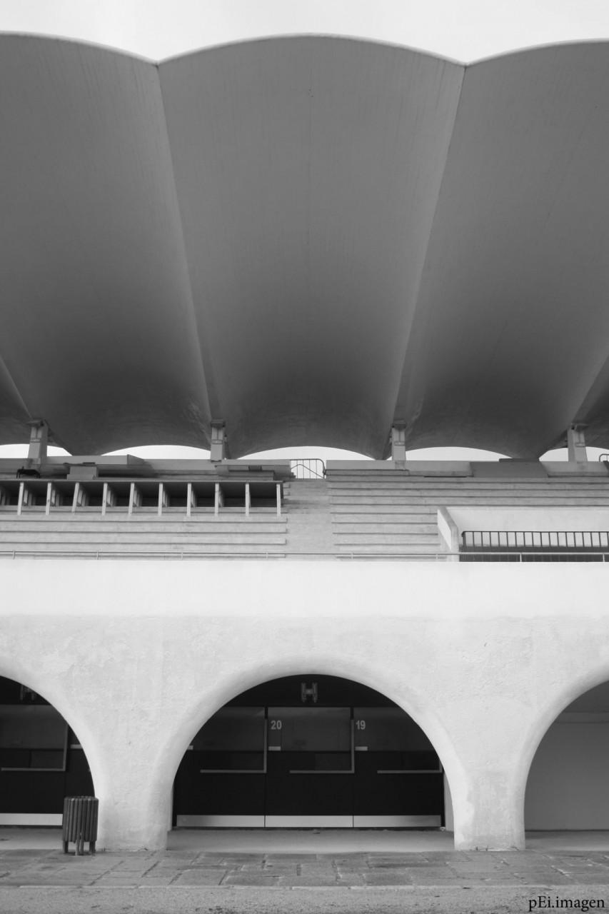 peipegata Arquitectura Architecture proyectos fotografia peipegatafotografia # 059 Eduardo Torroja _ Hipodromo de la Zarzuela