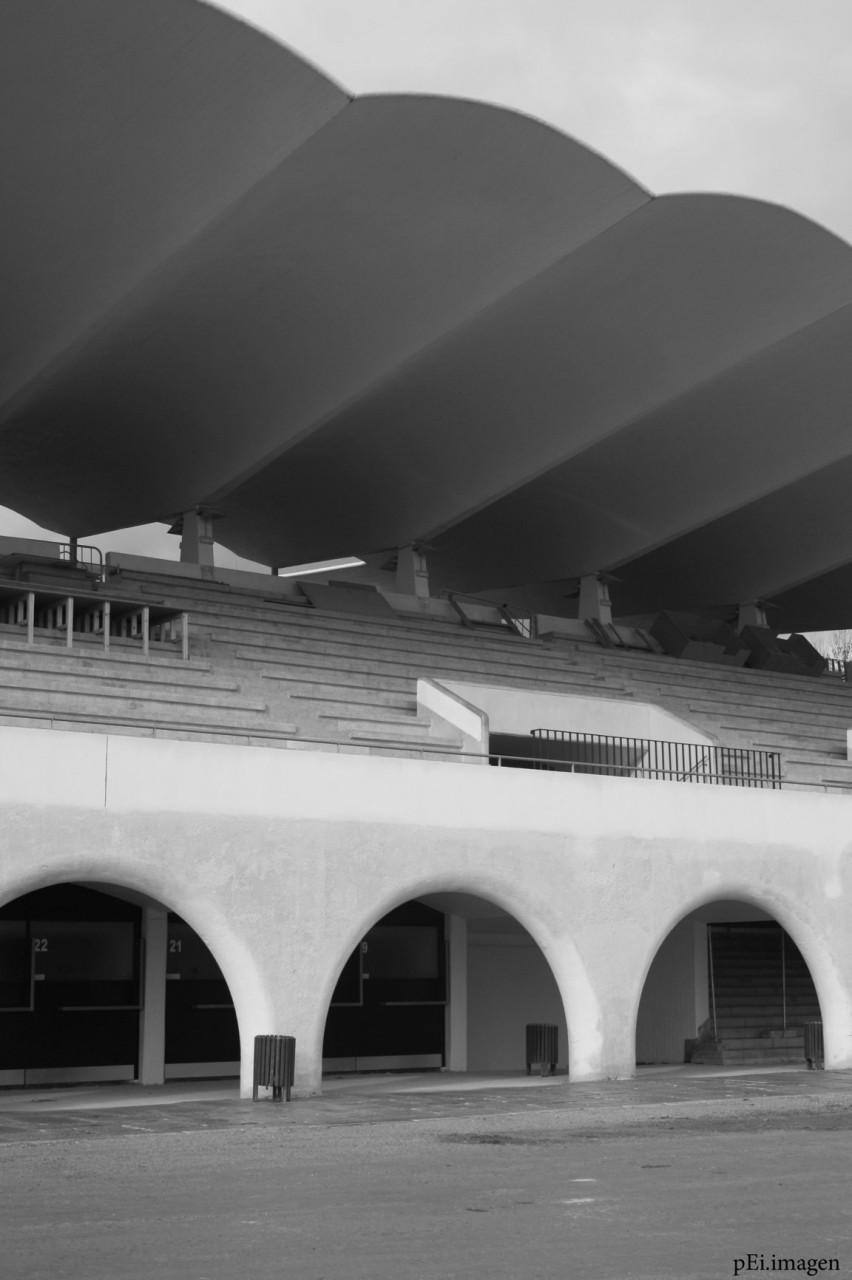 peipegata Arquitectura Architecture proyectos fotografia peipegatafotografia # 060 Eduardo Torroja _ Hipodromo de la Zarzuela