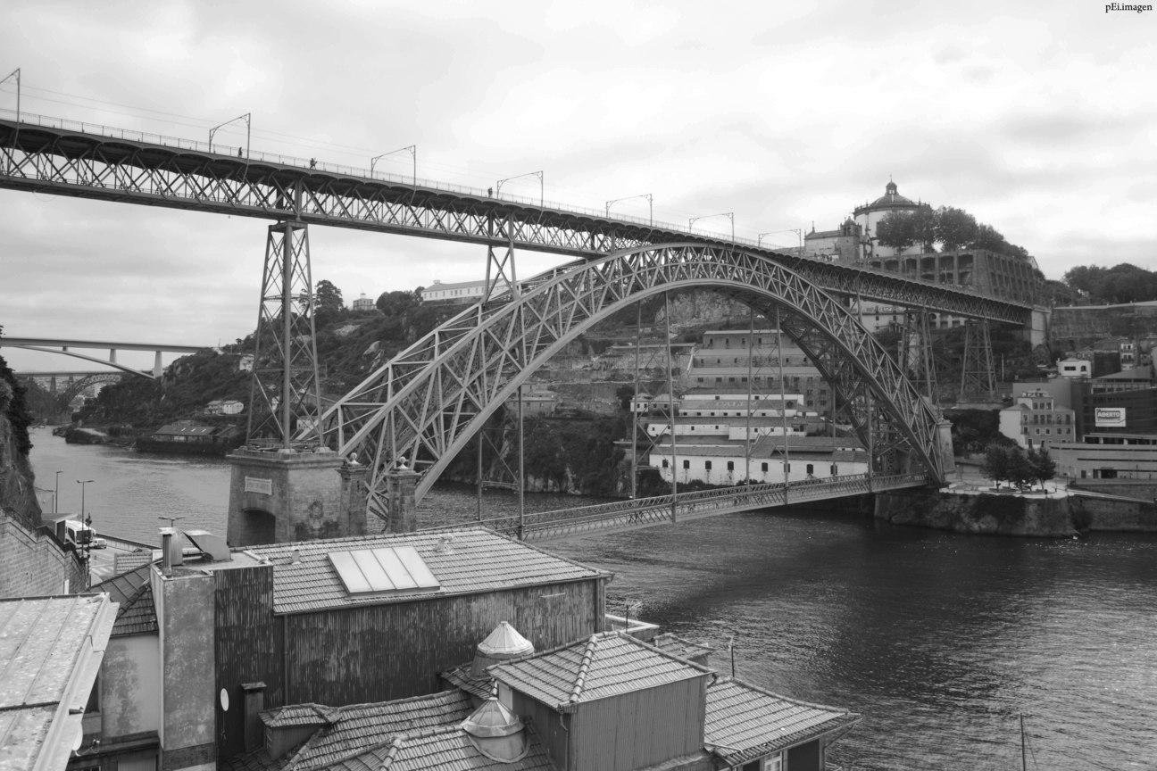 peipegata Arquitectura Architecture proyectos fotografia peipegatafotografia # 087 Gustave Eiffel _ Ponte Dom Luiz I
