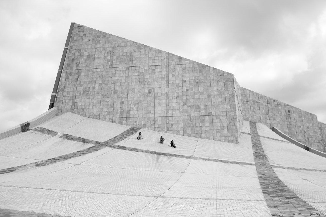 peipegata Arquitectura Architecture proyectos fotografia peipegatafotografia # 105 Peter Eisenman _ Ciudad de la Cultura de Santiago de Compostela