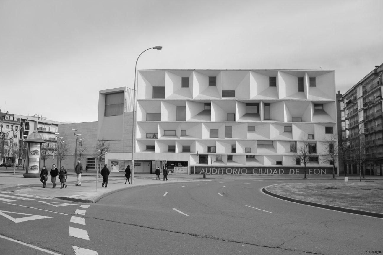 peipegata Arquitectura Architecture proyectos fotografia peipegatafotografia # 116 Tuñon y Mansilla _ Auditorio Ciudad de Leon